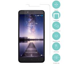 ZTE Imperial Max Z963U - Clear Tempered ...