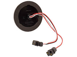 maxxima m85417r flush mount 4 round led hybrid tail backup light