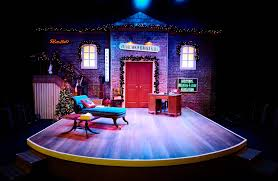Miracle On Christmas Lake Yellow Tree Theatre