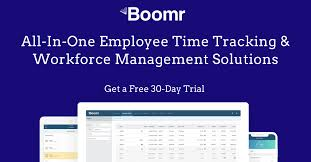 Employee Time Tracking Timesheets Workforce Management Boomr
