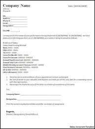 Salary Increase Proposal Sample Salary Increase Template Word Excel Pdf Templates