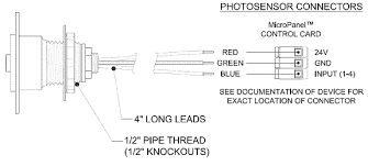 troubleshooting a photocell (does not turn the lights on off how to install photocell for outdoor light at Wiring Diagram For Photocell Light