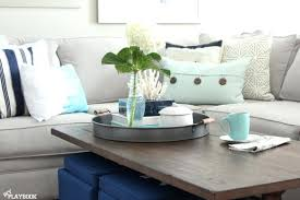 Decorating With Trays On Coffee Tables Coffee Table Tray Ideas Tip 100 Use A Tray Coffee Table Tray 90