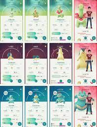 Fastest Pokemon Go Gen 2 Starters