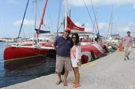Dream Catcher Boat Santorini dreamcatcher santorini sailing fast100 sail DREAM CATCHER 20