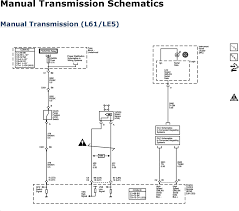 repair guides manual transmission getrag 5 speed (2006 Le5 Wiring Diagram manual transmission schematics (2006) LE5 Underdrive Pulley