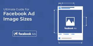 facebook ad image size the complete