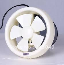 charming image of round white plastic kitchen exhaust fans
