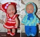 Костюмы для кукол схемы