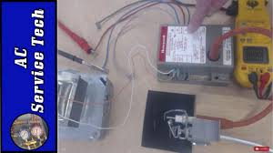 gas furnace spark ignition control troubleshooting! youtube 240V Breaker Wiring Diagram gas furnace spark ignition control troubleshooting!