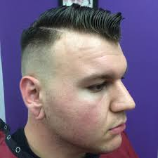 Charlotte Barber High And Tight With A Hard Part By Aj Yelp