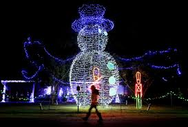 Arizona Celebration Of Lights 2017 6 Tucson Places To Get Your Holiday Lights Fix Before The