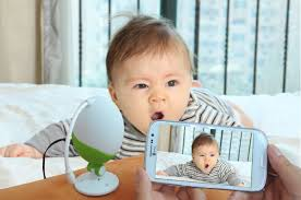 Wifi Baby Monitor Wireless Camera Microphone Night Vision Android ...