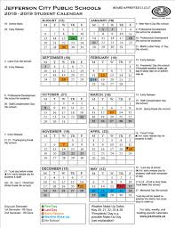 Holiday Calendar Template Awesome Yearly District Calendar Printable 4848 Student Calendar