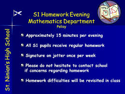 Signature homework
