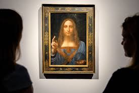 Leonardo Da Vinci\u0027s \u0027Salvator Mundi\u0027 Sold for $450 Million ...