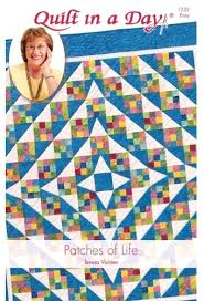 Patches of Life Quilt: Eleanor Burns Signature Quilt Pattern ... & Patches of Life Quilt: Eleanor Burns Signature Quilt Pattern Adamdwight.com