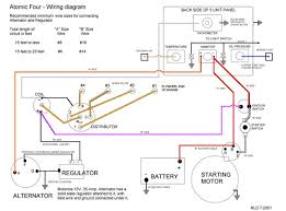 auto alternator wiring diagram wiring diagrams car alternator wiring diagram nilza
