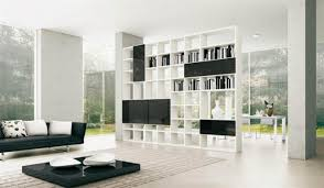 Open Living Room Decorating Awesome White Black Wood Glass Modern Design Bar In Living Room
