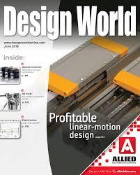 Design World June 2018 by WTWH Media LLC - issuu