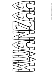 Simply do online coloring for chanukah menorah coloring page directly from your gadget, support for ipad, android tab or using our web feature. Kwanzaa Coloring Page For Kids Printable Coloring Pages For Kids