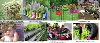 container gardens. Container Gardens