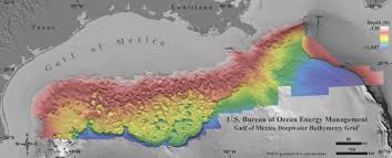 Noaa Bathymetric Charts Boem Northern Gulf Of Mexico Deepwater Bathymetry Grid From