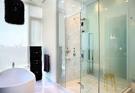 how to install a frameless shower door
