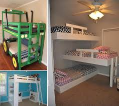 10 cool diy bunk bed ideas kids 11 beds