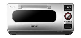 sharp superheated conventional oven