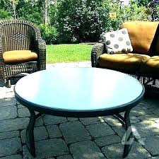 patio table glass replacement ideas s