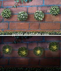 Artificial Plants U0026 Topiary  Home U0026 Garden ShopArtificial Topiary Trees With Solar Lights