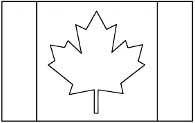 Small Picture Coloring Flag Of Canada 13486 Canadian Flag Coloring Page Flags Of