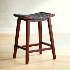 backless counter stool black bar slipcovers backless counter stool