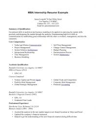 resume examples with externship on it resume template example