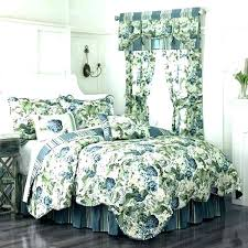 sage green bedspread bedding fl quilt sets comforter bedspreads blue and purple set