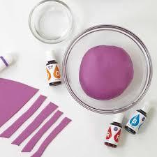 Fondant Colors Chart How To Color Fondant