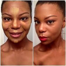 7 beautybeatbymel insram you african black wedding makeup artists