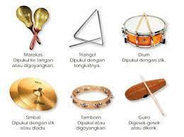 Secara garis besar alat musik ritmis berfungsi sebagai pengiring sebuah lagu. 15 Contoh Alat Musik Ritmis Dan Penjelasannya Guratgarut