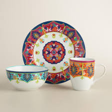 Patterned Dinnerware Classy Our Affordable Artfully Patterned Mugs In Four Shades Layer