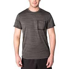 Rbx Active Mens Short Sleeve Crewneck Workout T Shirt