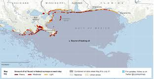 six years after the largest oil spill in us history org source new york times