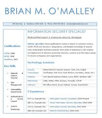 16 Free Samples Security Consultant Resumes Best Resumes 2018