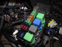 91 92 93 94 nissan 240sx oem fuse box wiring harness autopartone com 91 92 93 94 nissan 240sx oem fuse box wiring harness
