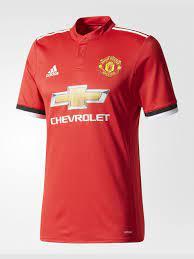 Manchester United 2017-18 Heimtrikot