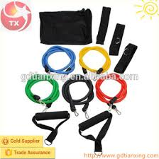 Custom Fitness Resistance Bands Rope Exercise Tubes Elastic Exercise Bands For Yoga Pilates Workout Buy Resistance Tube Fitness Rope Elastic Band