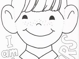 Small Picture Coloring Pages Ears Page Breadedcat Free Printable With Ear Page