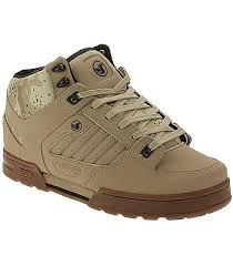 Dvs Size Chart Shoes Dvs Militia Boot Tan Camo Nubuck Men S