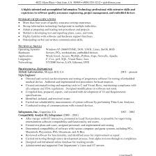 Customer Quality Engineer Sample Resume Air Quality Engineer Sample Resume Shalomhouseus 5