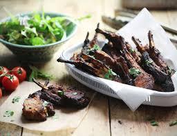 Tandoori Spiced Lamb Chops